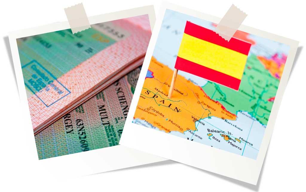 долгосрочная виза в испанию