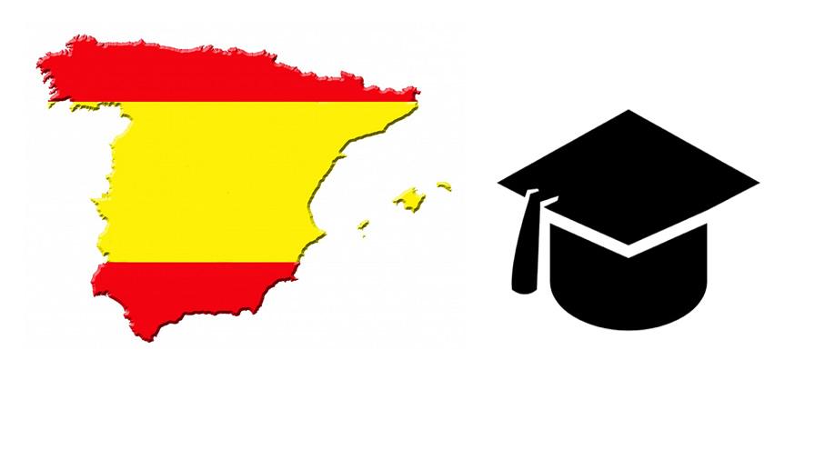 Три цикла обучения в Испании